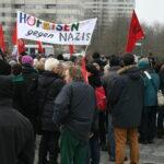 Neuköllner SPD demonstriert gegen NPD im Bezirk 19