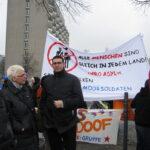 Neuköllner SPD demonstriert gegen NPD im Bezirk 3