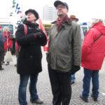 Neuköllner SPD demonstriert gegen NPD im Bezirk 5