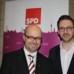 Jahresempfang der Neuköllner SPD und BVV-Fraktion 15