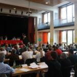Neuköllner SPD-Parteitag mit Vorstellung der Europa-KandidatInnen 8