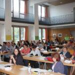 Neuköllner SPD-Parteitag mit Vorstellung der Europa-KandidatInnen 1