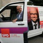 Wahlkampfauftakt der SPD Berlin 1