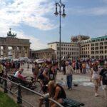 Deutschlandfest und Wein-Picknick der SPD 1