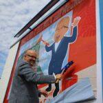Fritz-Comic für Wahlkampf mit Augenzwinkern 2