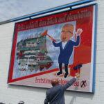 Fritz-Comic für Wahlkampf mit Augenzwinkern 1
