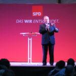 Peer Steinbrück bei uns in Neukölln 3