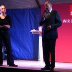 Peer Steinbrück bei uns in Neukölln 1