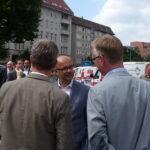 Wahlkampfauftakt der SPD Berlin 9