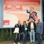 Wahlkampfabschluss - Ein Erfolg für Neukölln und Rixdorf 14