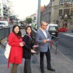 Wahlkampf in Rixdorf: Plakatieren, Info-Stände und Public Viewing! 1