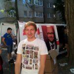Wahlkampf in Rixdorf: Plakatieren, Info-Stände und Public Viewing! 14