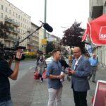 Wahlkampf in Rixdorf: Plakatieren, Info-Stände und Public Viewing! 2