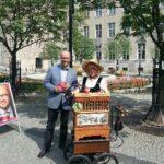 Wahlkampf in Rixdorf: Plakatieren, Info-Stände und Public Viewing! 10