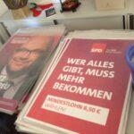 Wahlkampf in Rixdorf: Plakatieren, Info-Stände und Public Viewing! 3