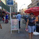 Wahlkampf in Rixdorf: Plakatieren, Info-Stände und Public Viewing! 8