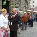 Europafest auf dem Alfred-Scholz-Platz 5