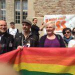 Internationaler Tag gegen Homophobie und Transphobie 2