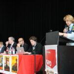 Neuköllner SPD wählt Franziska Giffey zur neuen Vorsitzenden 14