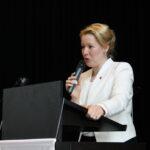 Neuköllner SPD wählt Franziska Giffey zur neuen Vorsitzenden 15