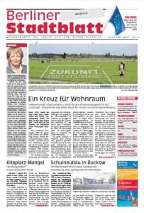 Stadtblatt-Mai