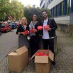 Brotdosenaktion der SPD-Neukölln für einen erfolgreichen Schulstart 3