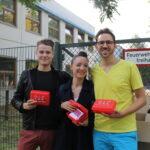 Brotdosenaktion der SPD-Neukölln für einen erfolgreichen Schulstart 2
