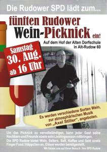 Rudower Weinpicknick
