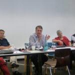 Klausurtagung der Neuköllner SPD zu Stadtentwicklung und Wohnen im Bezirk 8