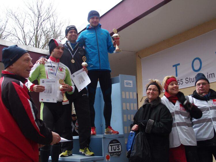 15. Tower-Run in der Gropiusstadt 8