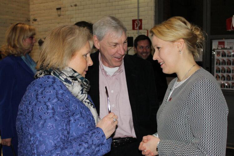 Jahresempfang der Neuköllner SPD und BVV-Fraktion 11
