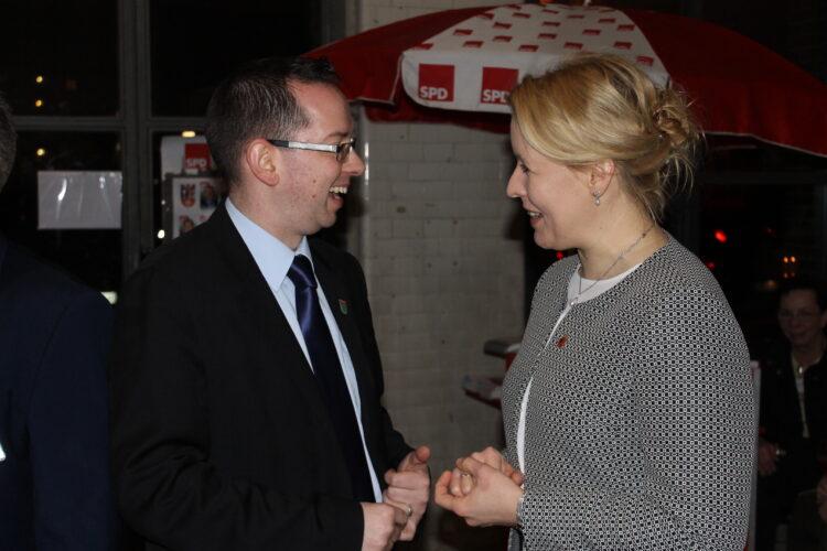 Jahresempfang der Neuköllner SPD und BVV-Fraktion 12