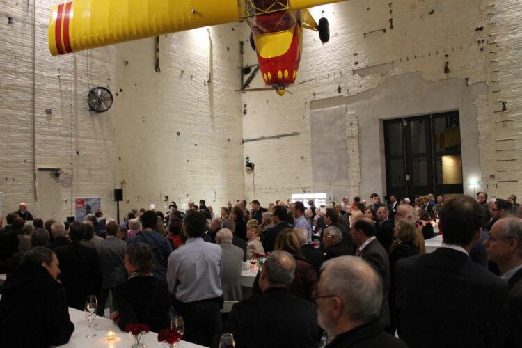 Jahresempfang der Neuköllner SPD und BVV-Fraktion 1
