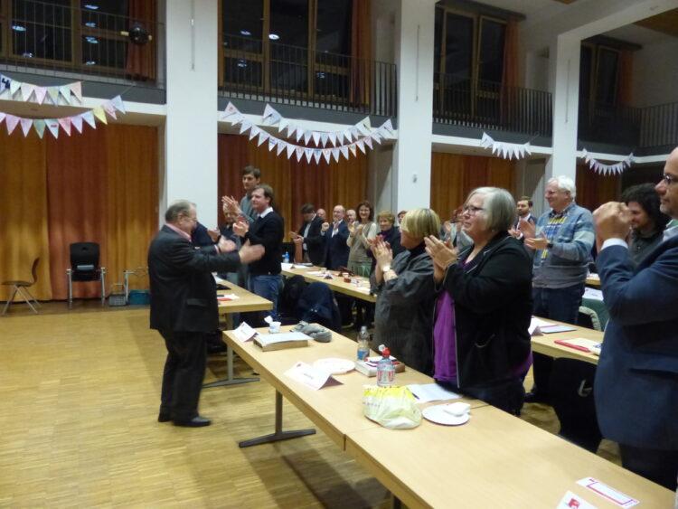 Neuköllner SPD-Kreisparteitag nominiert Dr. Franziska Giffey als Bezirksbürgermeisterin 3