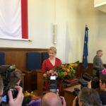 Bezirksverordnetenversammlung Neukölln wählt Dr. Franziska Giffey zur Bezirksbürgermeisterin 1