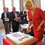 Bezirksverordnetenversammlung Neukölln wählt Dr. Franziska Giffey zur Bezirksbürgermeisterin 8