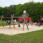 Eröffnung des Europaspielplatzes im Park am Buschkrug 2