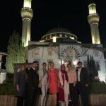 Fastenbrechen in der Sehitlik-Moschee 1