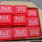 Einschulung: Brotdosen für die neuen Erstklässler 2