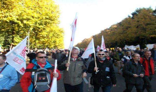 TTIP-Demonstration