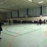 Neue Notunterkunft für Flüchtlinge in Neukölln 1