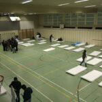 Neue Notunterkunft für Flüchtlinge in Neukölln 2