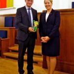 Der Regierende Bürgermeister Michael Müller auf Bezirksbesuch in Neukölln 11