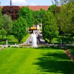 Feierlichkeiten zu 100 Jahre Körnerpark 10