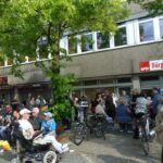 Bürgerbüro-Fest des Bundestagsabgeordneten Fritz Felgentreu am Lipschitzplatz 2