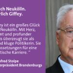 Wahlkampfendspurt - die letzte Woche läuft! 18