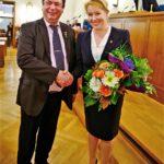 Dr. Franziska Giffey erneut zur Neuköllner Bezirksbürgermeisterin gewählt 13