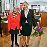Dr. Franziska Giffey erneut zur Neuköllner Bezirksbürgermeisterin gewählt 12