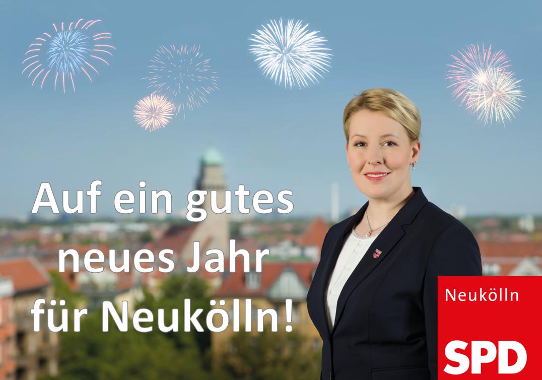 Auf ein gutes Jahr neues Jahr für Neukölln! 1