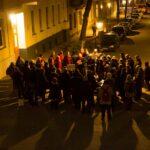 Gedenkfeier zu 72. Jahrestag der Auschwitz-Befreiung und Solidaritätskundgebung gegen Rechtsextremismus 14